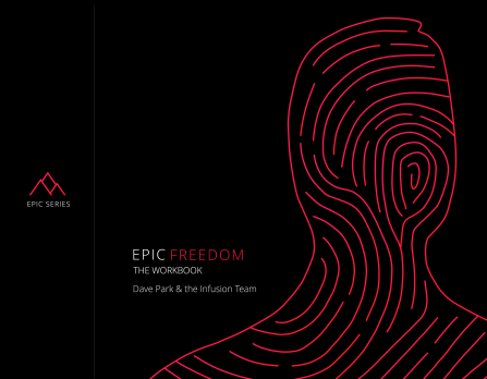 EPIC Freedom workbook front cover
