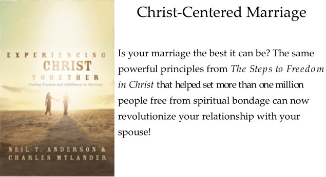 One-Night Event Options Christ-Centered Marriage