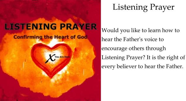 One-Night Event Options Listening Prayer